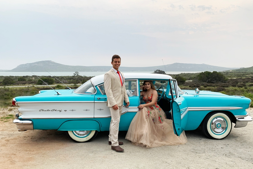 Danielle's Matric Farewell 2019